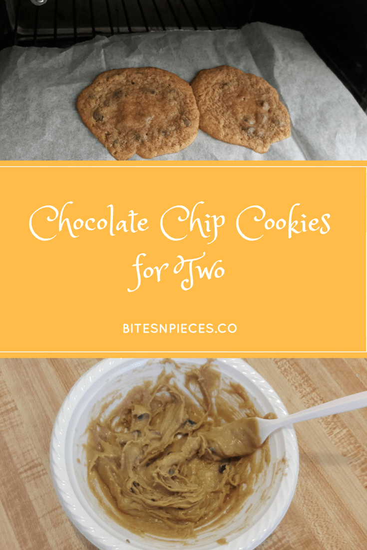 Chocolate Chip Cookies for Two