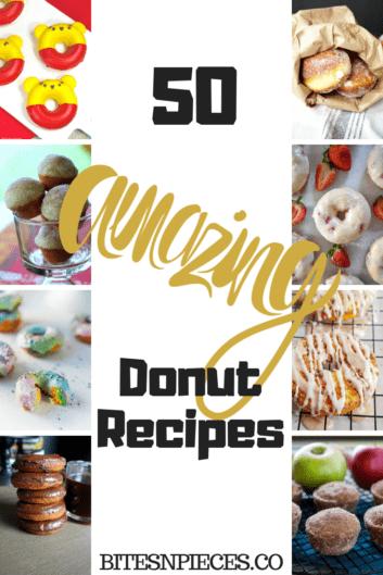50 Amazing Donut Recipes