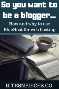So you want to be a blogger