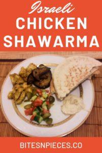 chicken shawarma pinterest image 2.