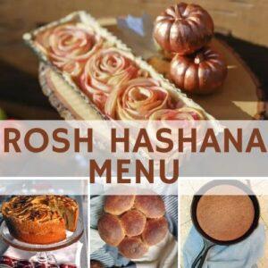 Rosh Hashana Menu