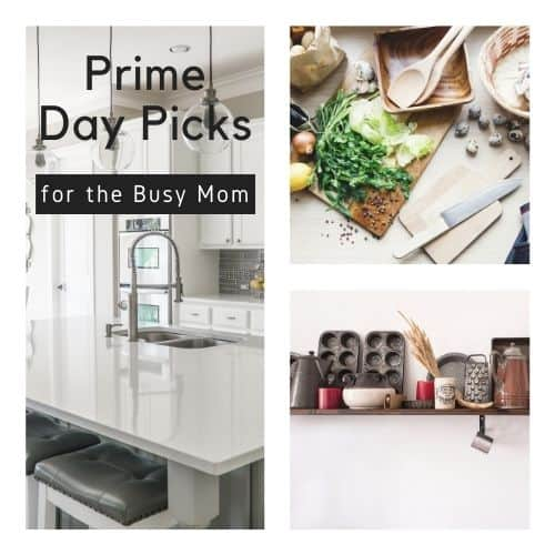 Prime Day Picks for the Busy Mom